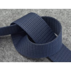 PP-Gurtband 30 mm navy